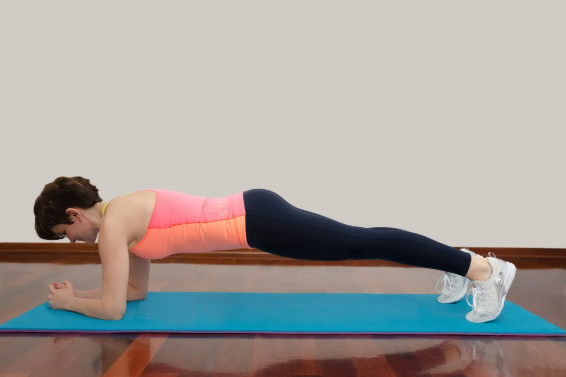 vježbe za intenzivno mršavljenje